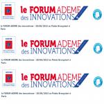 Forum ADEME des Innovations